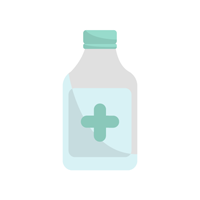 Rinse with an antimicrobial mouthwash